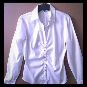 🌈New York & Company White Shirt